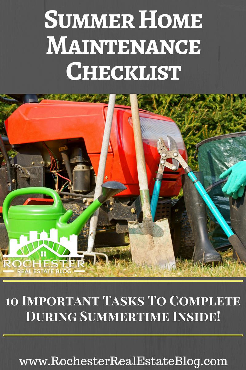 Photo of Checkliste für die Wartung des Sommerhauses und Tipps für Ihr Zuhause