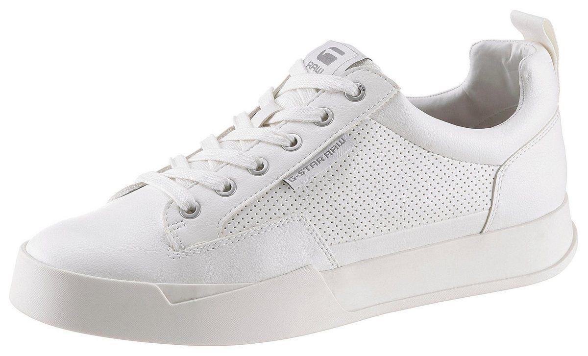 Rackam Core Low« Sneaker mit seitlicher Perforation | G star