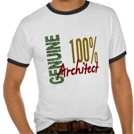 Architect 100% Genuine T Shirt, Hoodie Sweatshirt