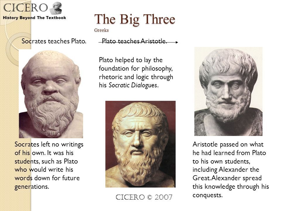 Big Three ancient Greek philosophers | Ancient greek philosophers ...
