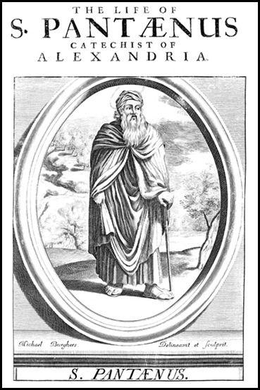 sveti Panten Aleksandrijski - pridigar