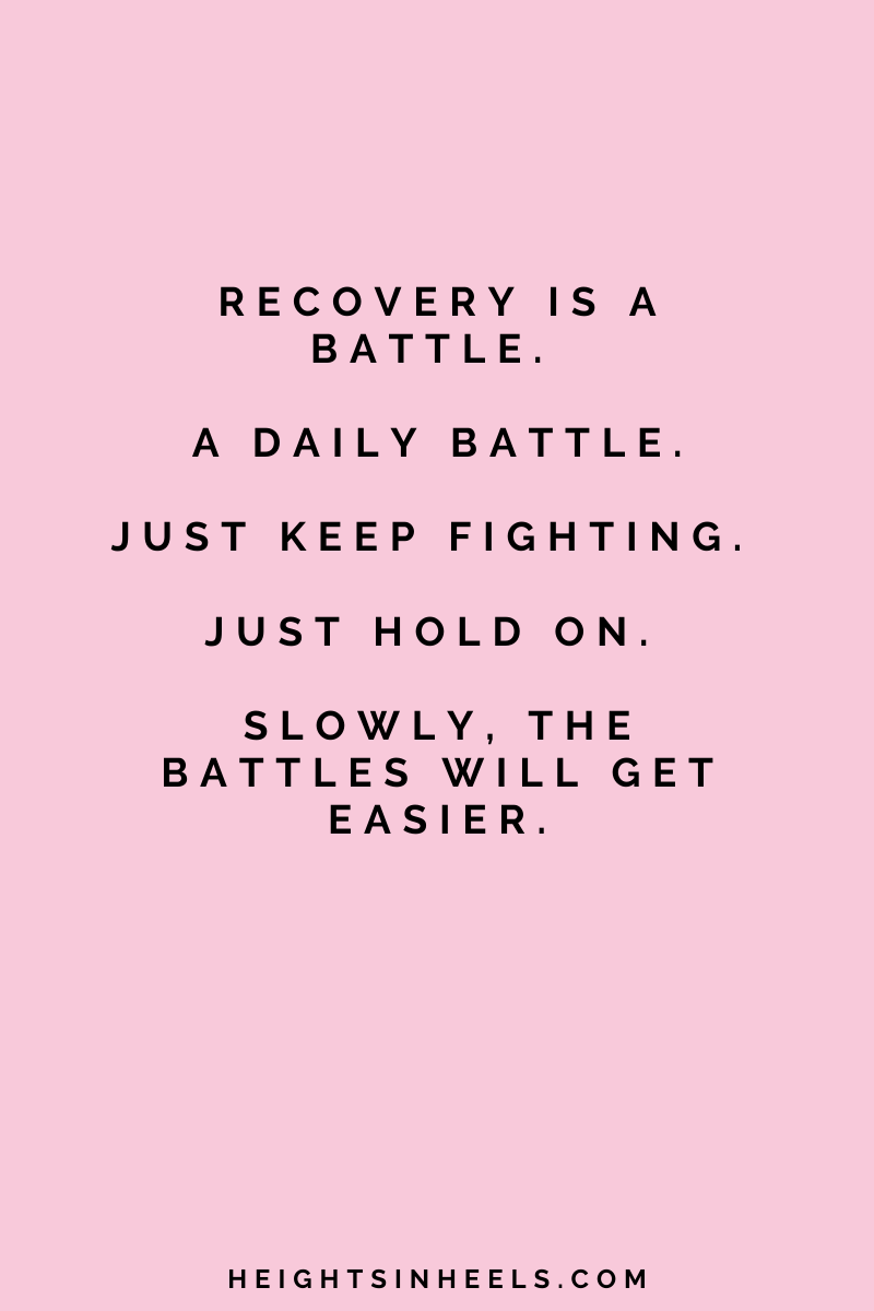 Recovering from an Eating Disorder alone is difficult. Knowing who is in your support system is crucial in your recovery. Is God there? Through this Eating Disorder Recovery Devotional for Women, you will see ways to make sure that God is in your support system. I pray that you find strength through this devotional. #recovery #support #ed #inspiration #verses #bible #quotes #inspirational #devotional #women #girls  #prayer #addiction