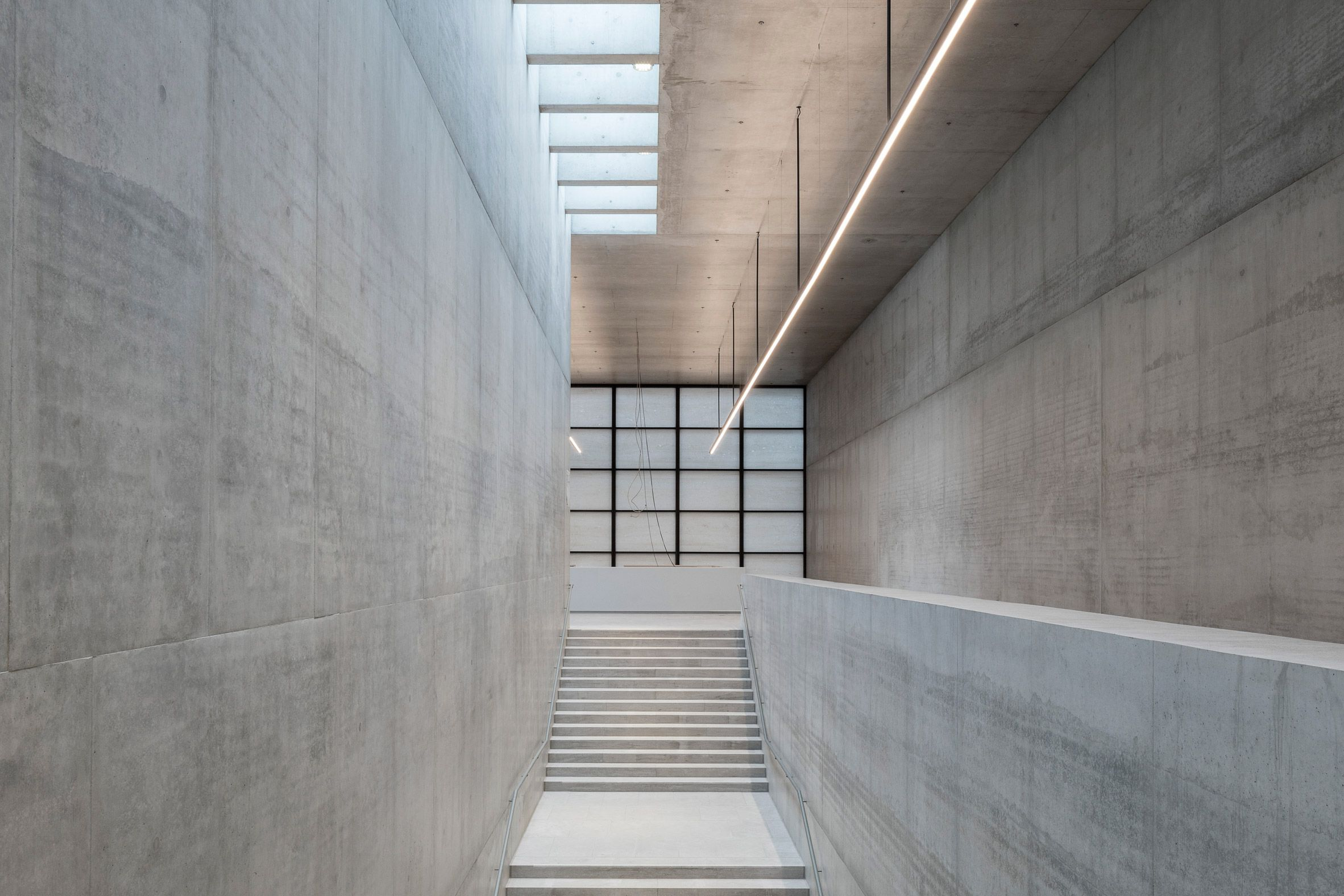 Interior Of James Simon Galerie In Berlin By David Chipperfield Architects David Chipperfield Architects David Chipperfield Architecture Museum Island