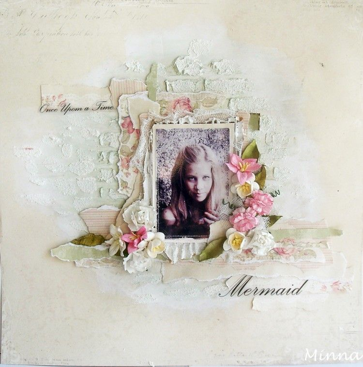 layouts Girly vintage