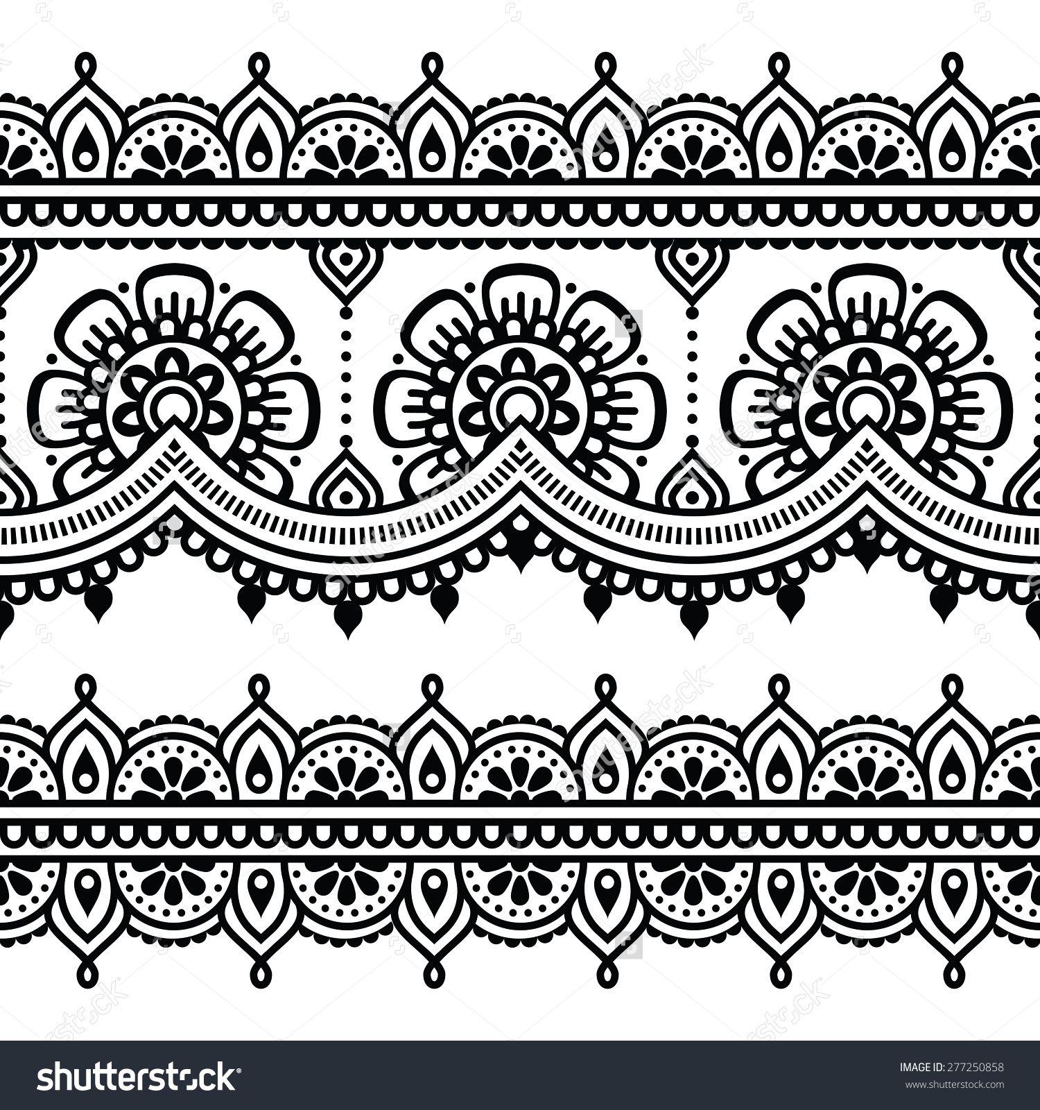 Coloriage D39un Superbe Mandala Indien Assez Classique Et
