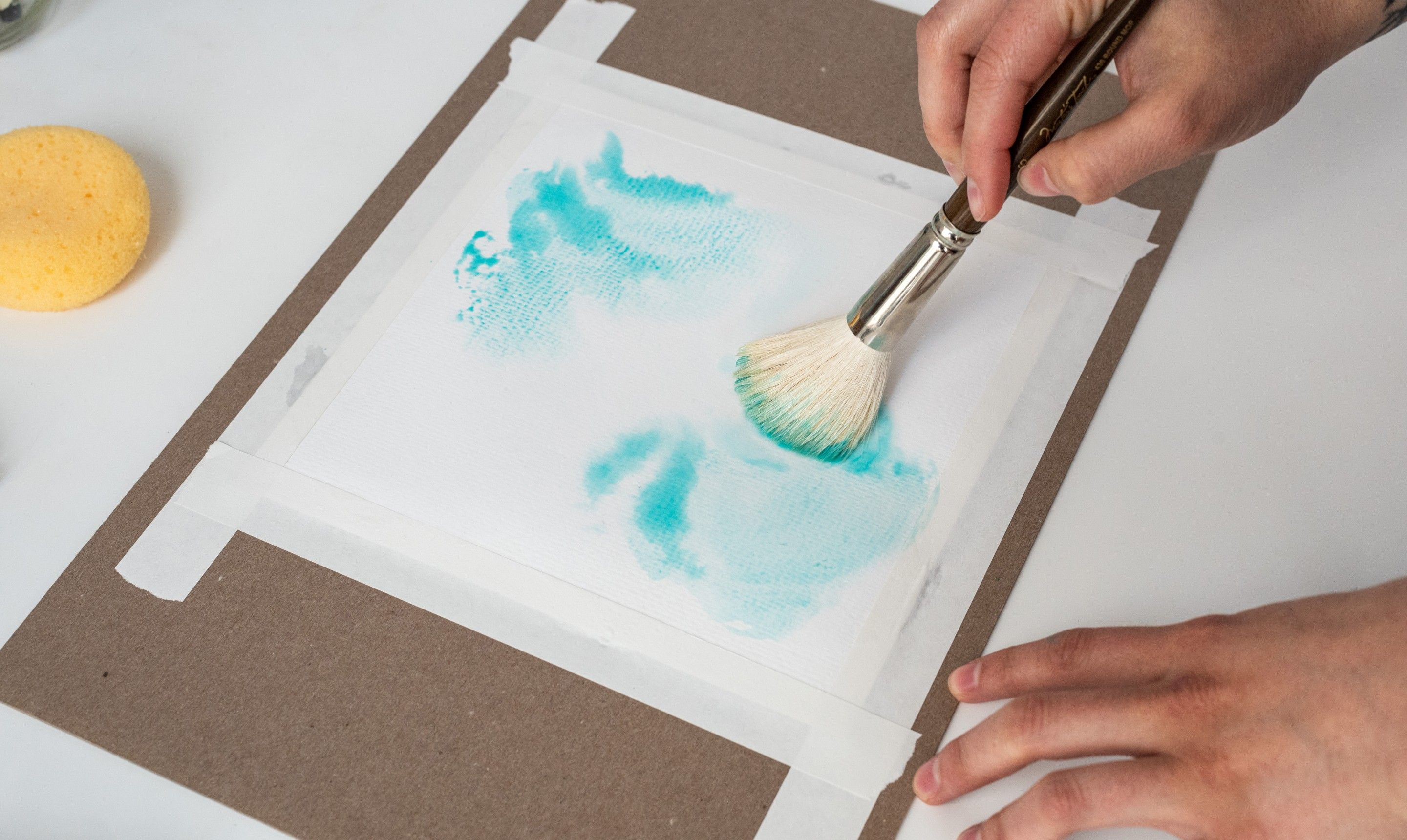 16 Watercolor Techniques You Have To Try Cours De Peinture A L