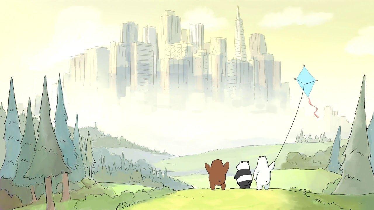 We Bare Bears 4k Video Live Wallpaper For The Most Awesome We Bare Bears Wallpaper Live Em 2020 Ursos Wallpapers Bonitos Wallpapers Desenhos