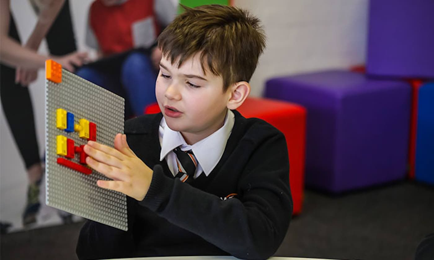 Lego Unveils New Bricks That Will Help Teach Blind