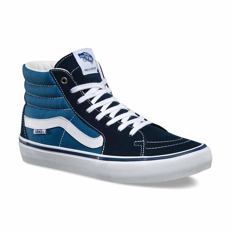 Vans Sk8 Hi Pro Vans Sneakers E Desportos Radicais