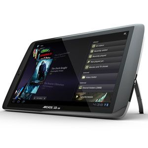 ARCHOS 101 Gen9 1.5GHZ Turbo 250GB Android 4.0 'Ice Cream Sandwich' Internet Tablet with 1GB RAM and 10.1″ Screen