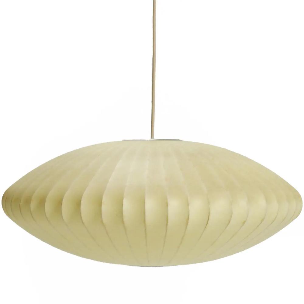 Incredible Nelson Medium Saucer Bubble Lamp