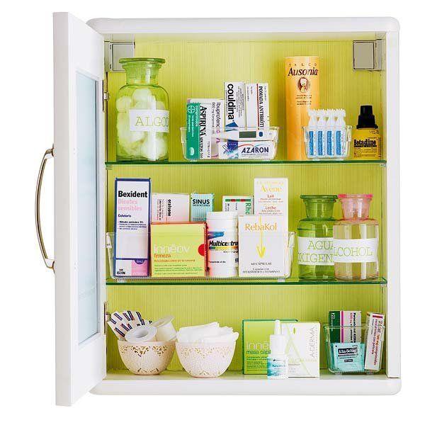 Completo y organizado