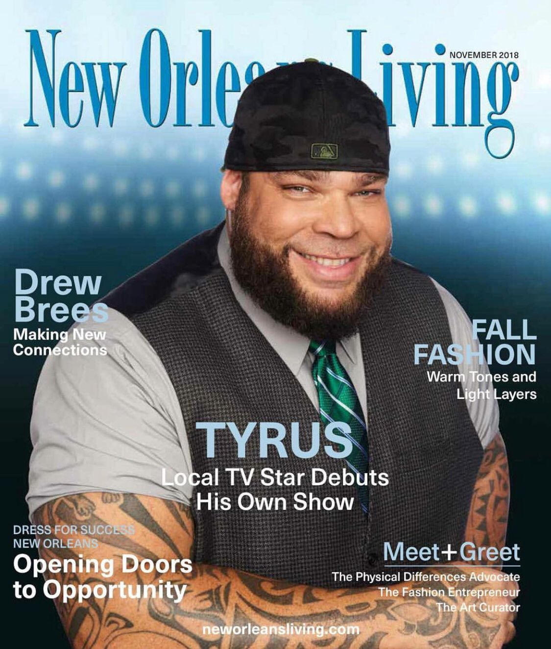 Tyrus Fox News host and former #wwe wrestler talks about his
