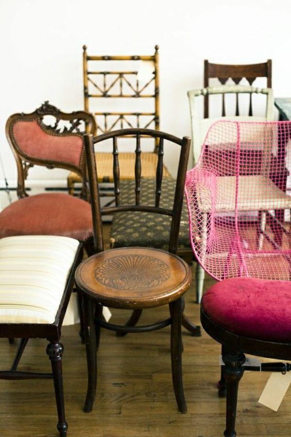 Designer Esszimmerstühle esszimmerstühle design für eine spannende und verspielte