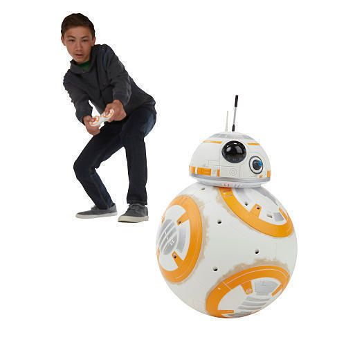 Star Wars The Force Awakens Remote Control Action Figure - BB-8 #Hasbro