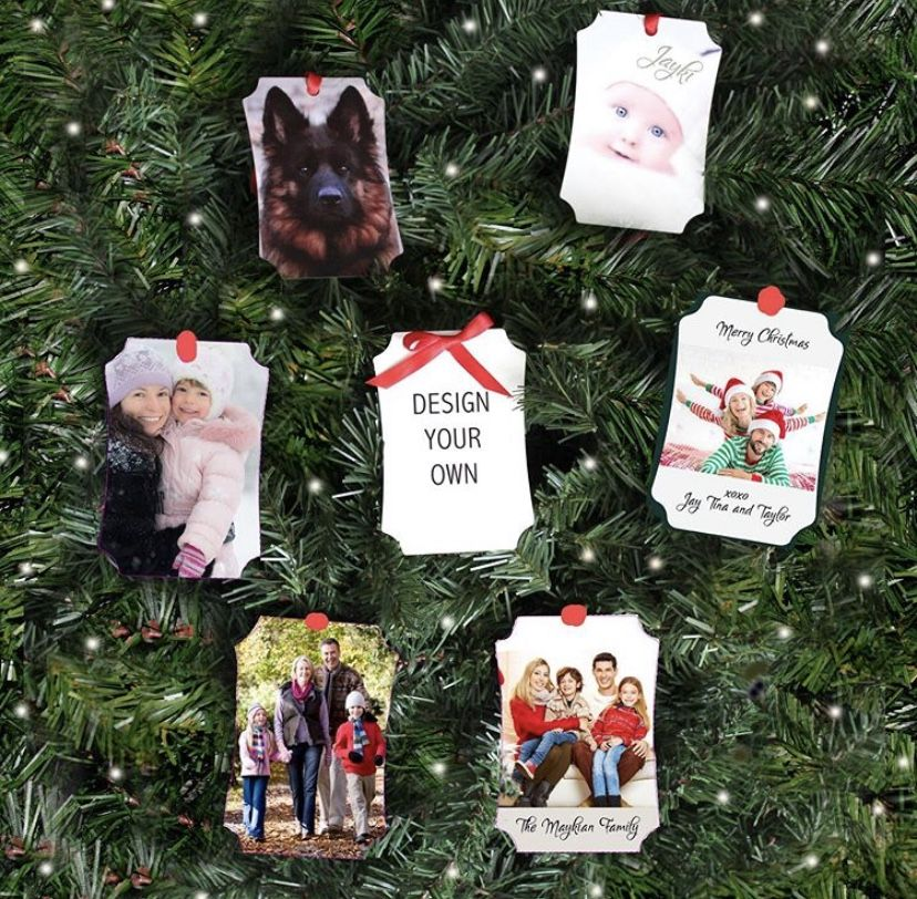 Personalized Christmas Ornament  #bestgiftsforgrandparents