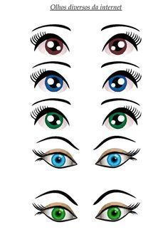 de boneca olhos desenho de olhos artesanato handmade temarteemtudo  mean