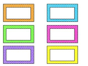 Cubby locker tags image 2 free beginning of school ideas for Locker tag templates