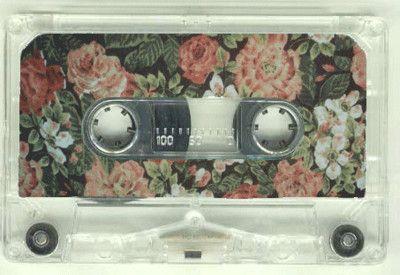 Lovely vintage casette.