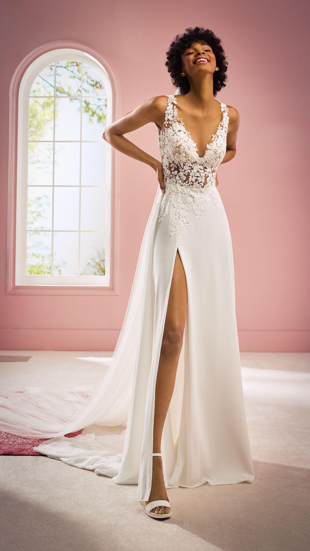 Hochzeitskleider 16 White One Kollektion Modell: AMA-B