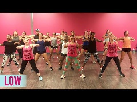 Flo Rida - Low ft. T-Pain (from Step Up 2 The Streets) | Dance Fitness with Jessica - YouTube