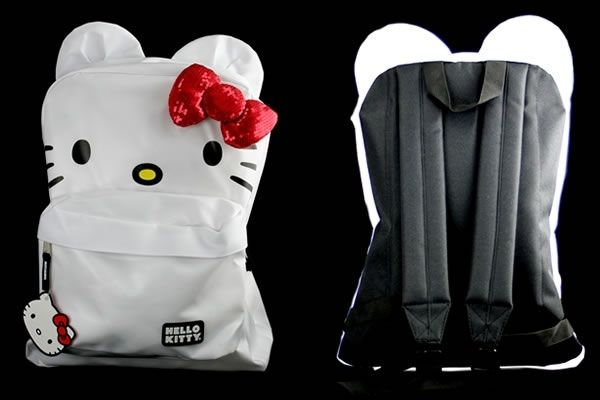 Hello Kitty Backpack with Ears