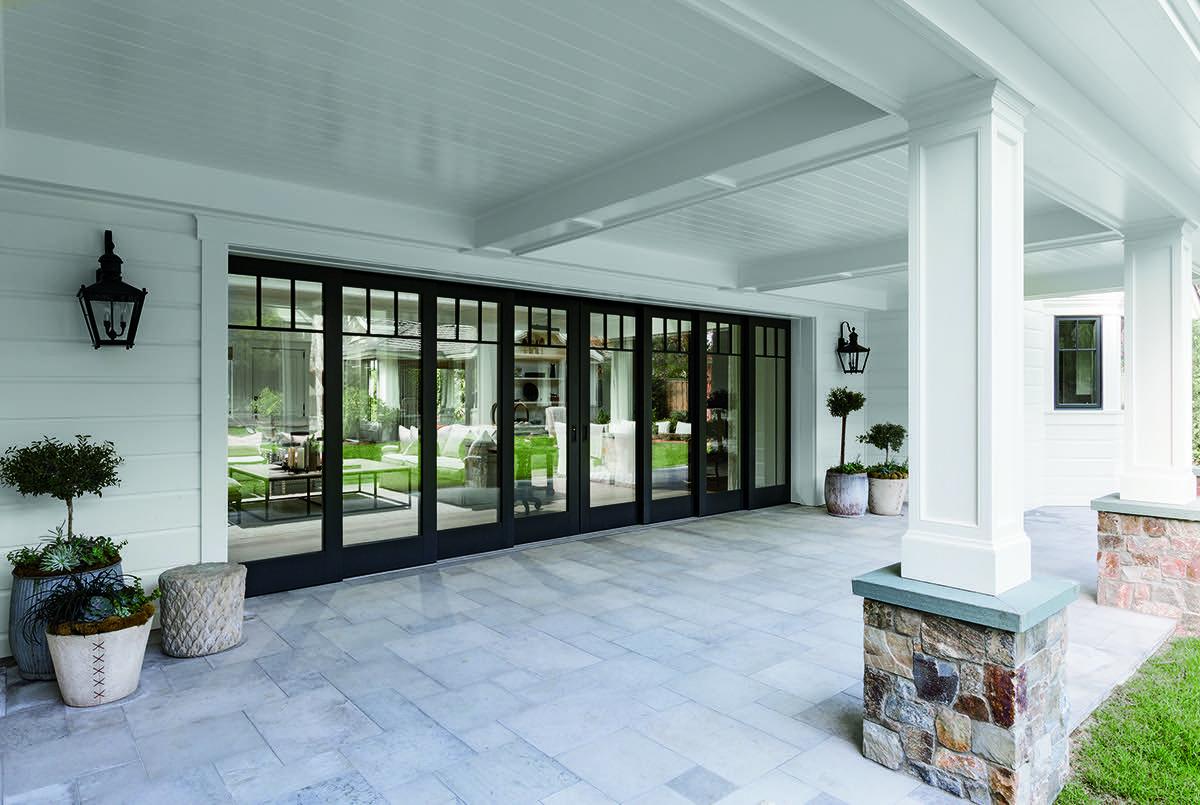 Transform Your Room With Pella Architect Series Multi Slide Patio Doors House Exterior Patio Doors Sliding Patio Doors