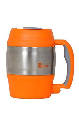 Bubba 52 Oz Mug Orange 2015 Amazon Top Rated Commuter Travel Mugs