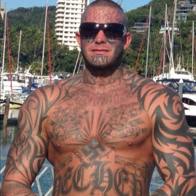 Marked For Life Tattoos And Gangs: Former Bandidos Bikie Gang Member Brett Pechey Granted