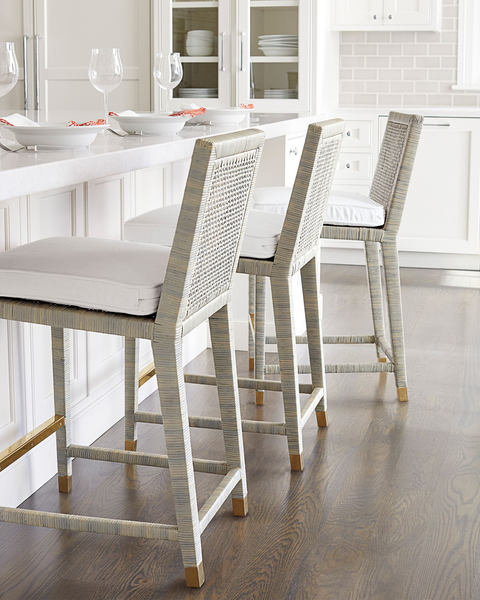 Balboa Counter Stool Mist With Images Counter Stools