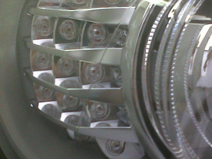XC60 leds