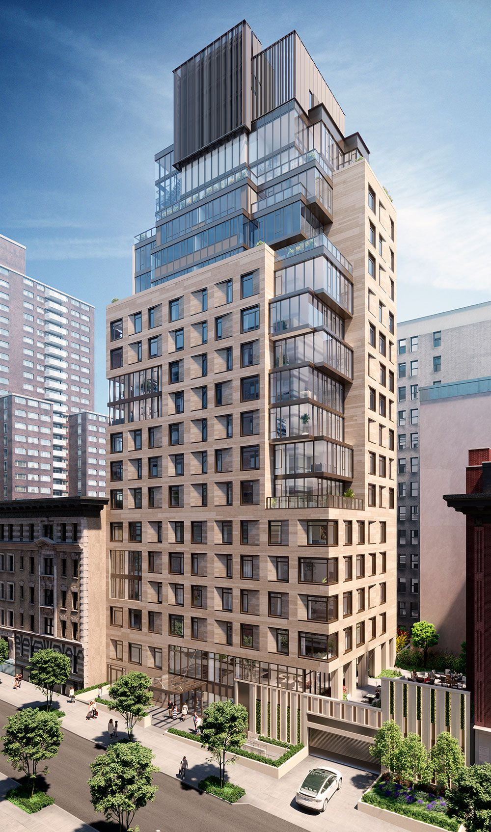 Dahlia Launches Sales at 212 West 95th Street on the Upper West Side, Manhattan - New York YIMBY