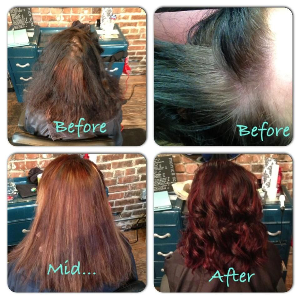 From riley valentine kingtalik at london 39 s salon in tacoma - Hair salons tacoma wa ...