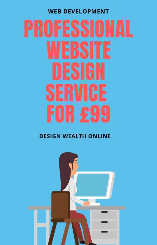 Design Portfolio 1 | Design Wealth Online