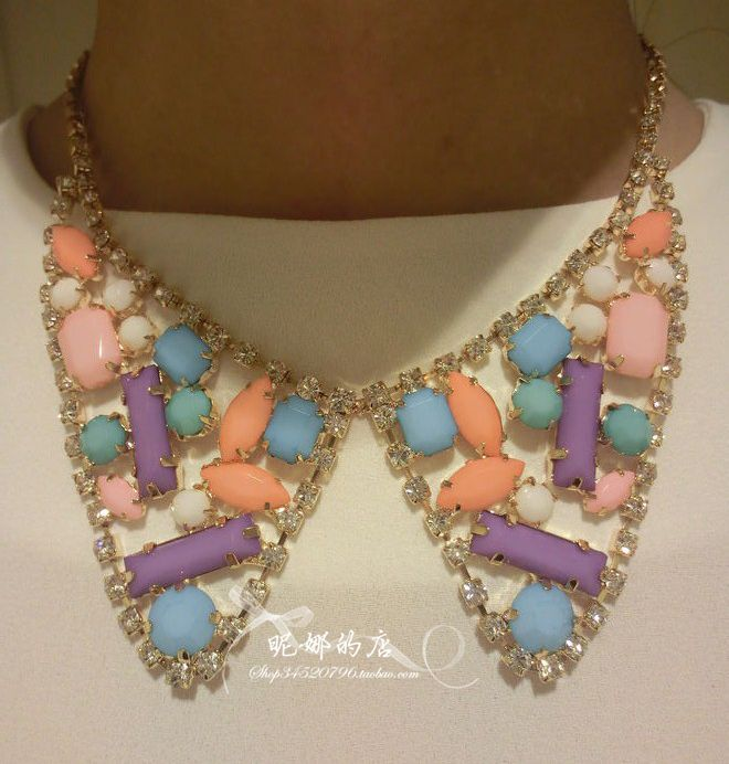 2013 South Korea Shopping Music That winter the wind blew the wind Kyo with special necklace jewelry 372-ZZKKO