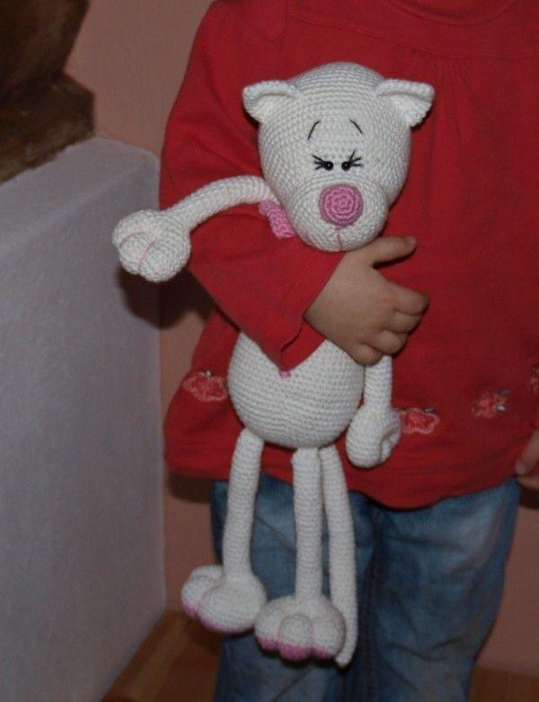 amigurumi katze selber h keln diy katze cats pinterest amigurumi crochet and toy. Black Bedroom Furniture Sets. Home Design Ideas