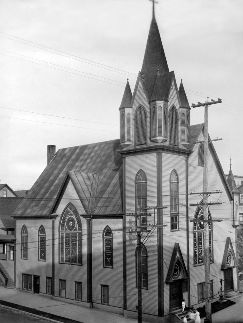 Seattle's oldest Lutheran congregation has been serving