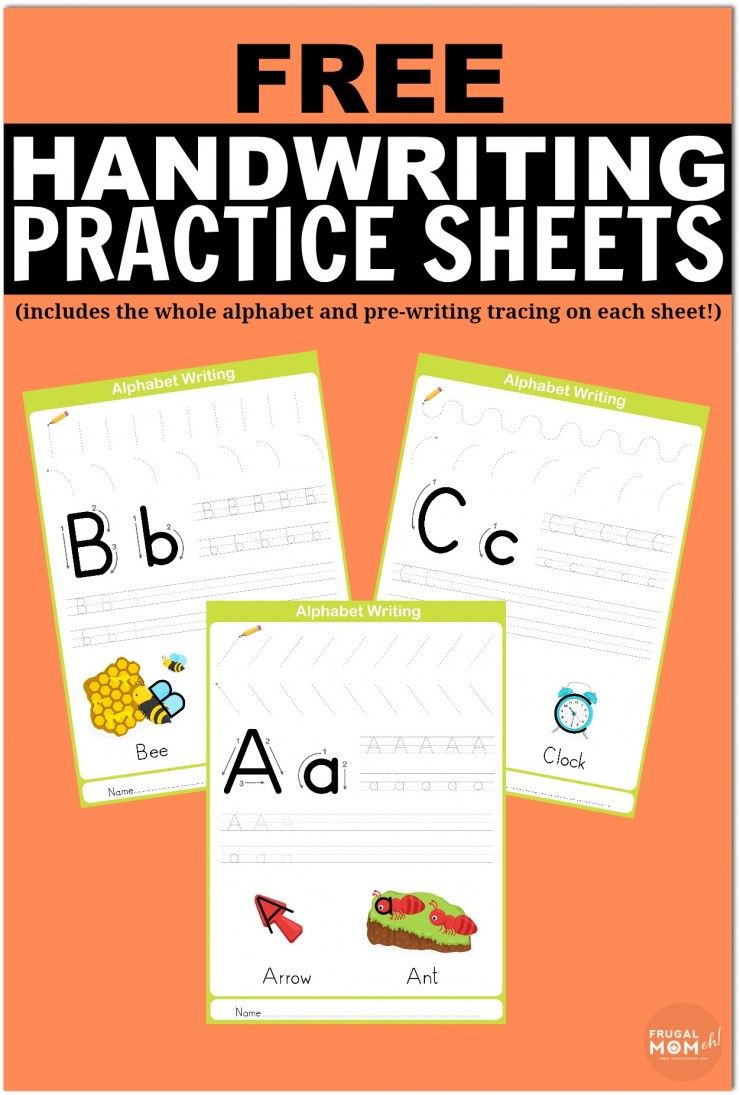 Free Printable Handwriting Worksheets Including Pre Writing Practice Free Printable Handwriting Worksheets Pre Writing Practice Writing Practice [ 1095 x 740 Pixel ]