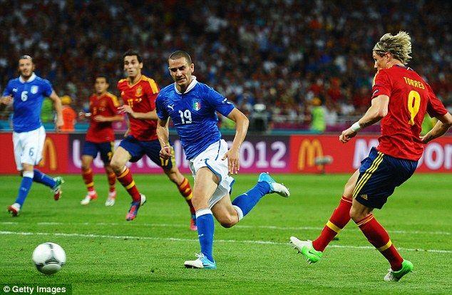 Torres Euro2012