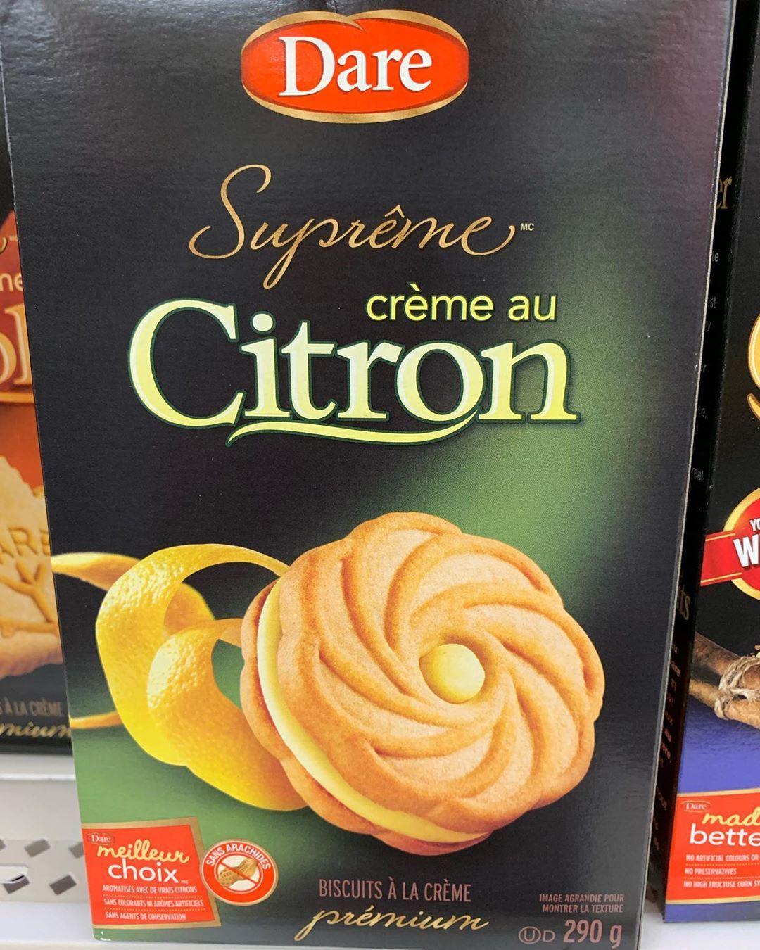 These might ACTUALLY surpass my Love for Oreos 🙊🙊. . . #fitness #lemon #lemoncookies #dare #cookies #sandwichcookie #ilovecookies #cookiemonster #dieting #postshowtreats #cheatdayeats #cheatday #fit