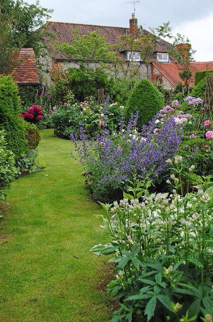 Englisch Garden Garten Cottage Garten Englischer Garten