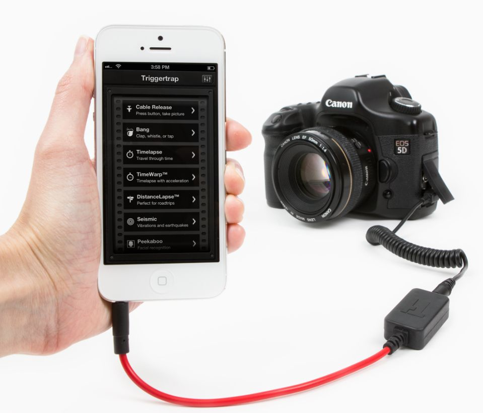 Run Your Dslr From Your Device Pretty Cool Photography Gear Photography Equipment Camera Photography