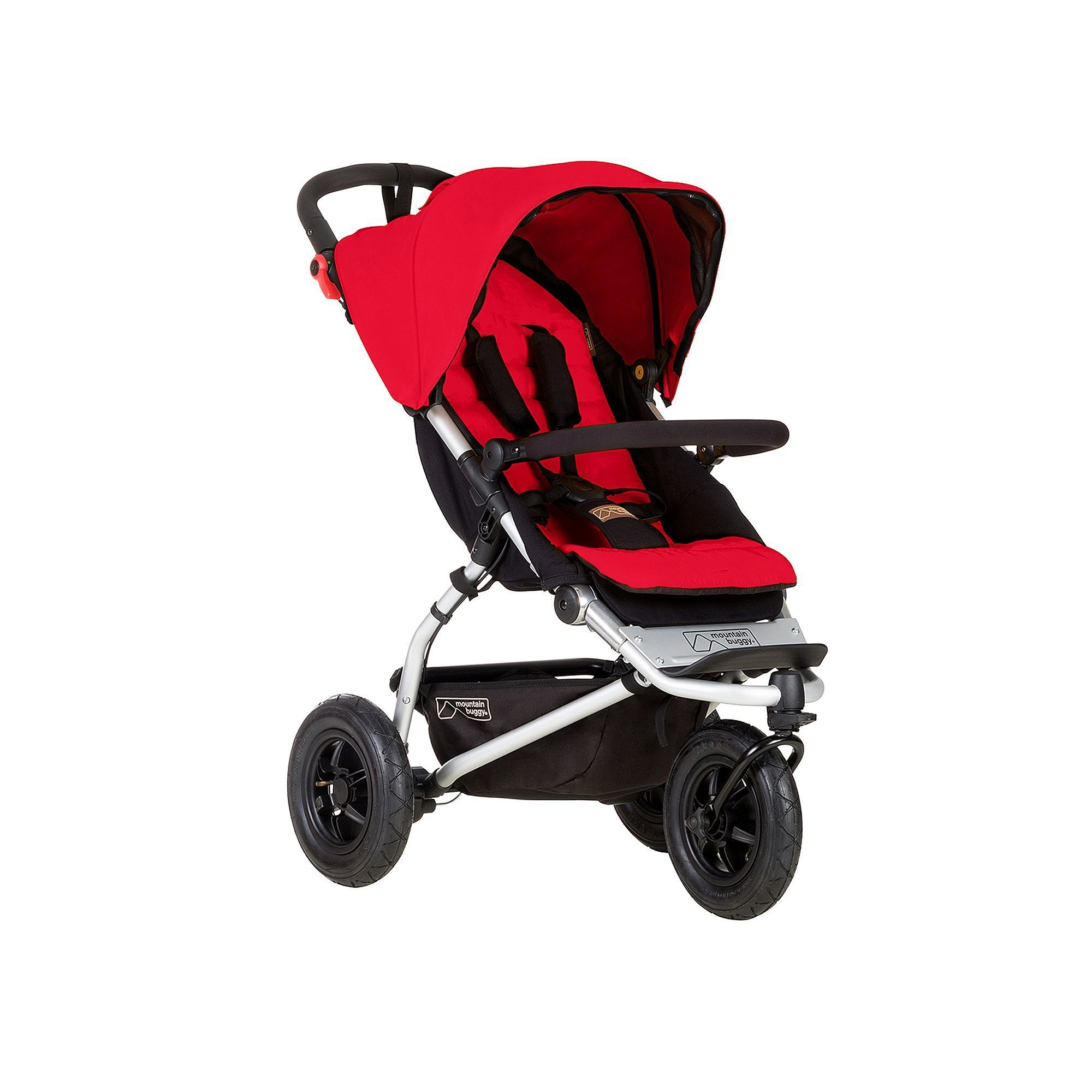 Mountain Buggy Swift Compact Stroller, Multicolor