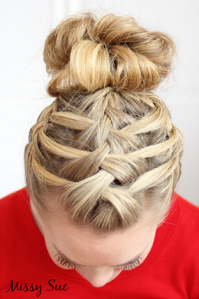 great braided updo hairstyles