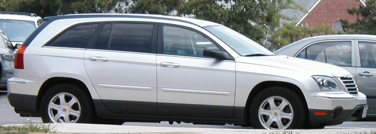 Chrysler Pacifica Uit 2004 2006