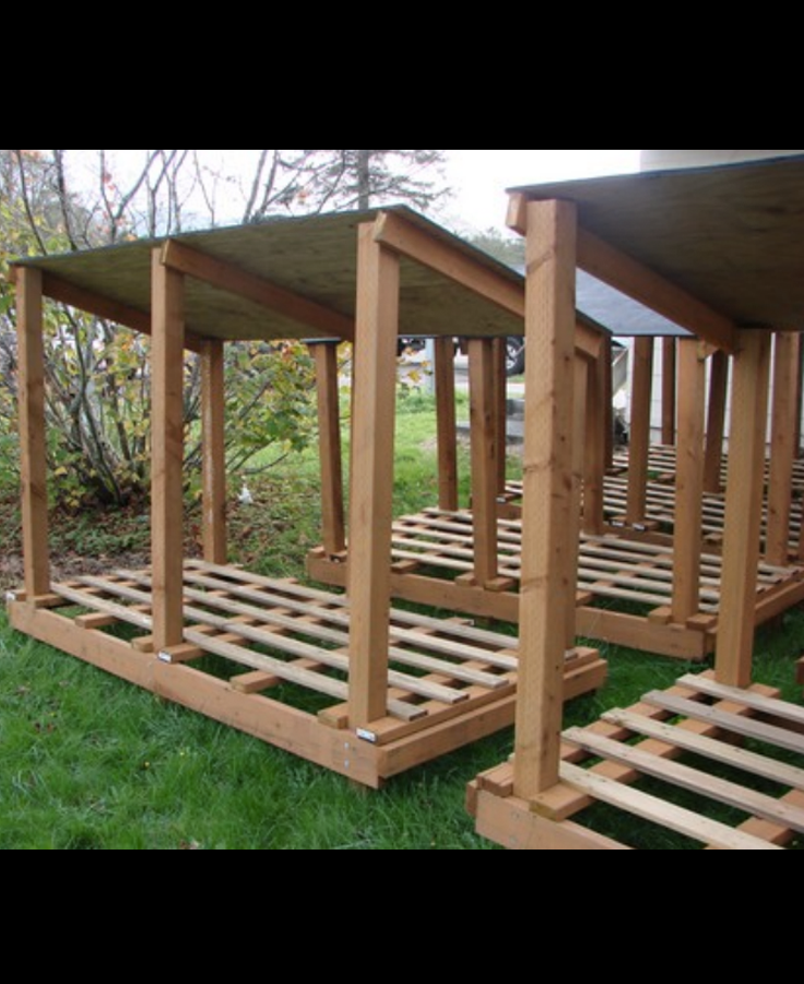 Inexpensive Wood Shed Remember Your Wood Stove Only Does Well With Dry Seasoned Wood Diy Shed Plans Shed Design Wood Shed Plans