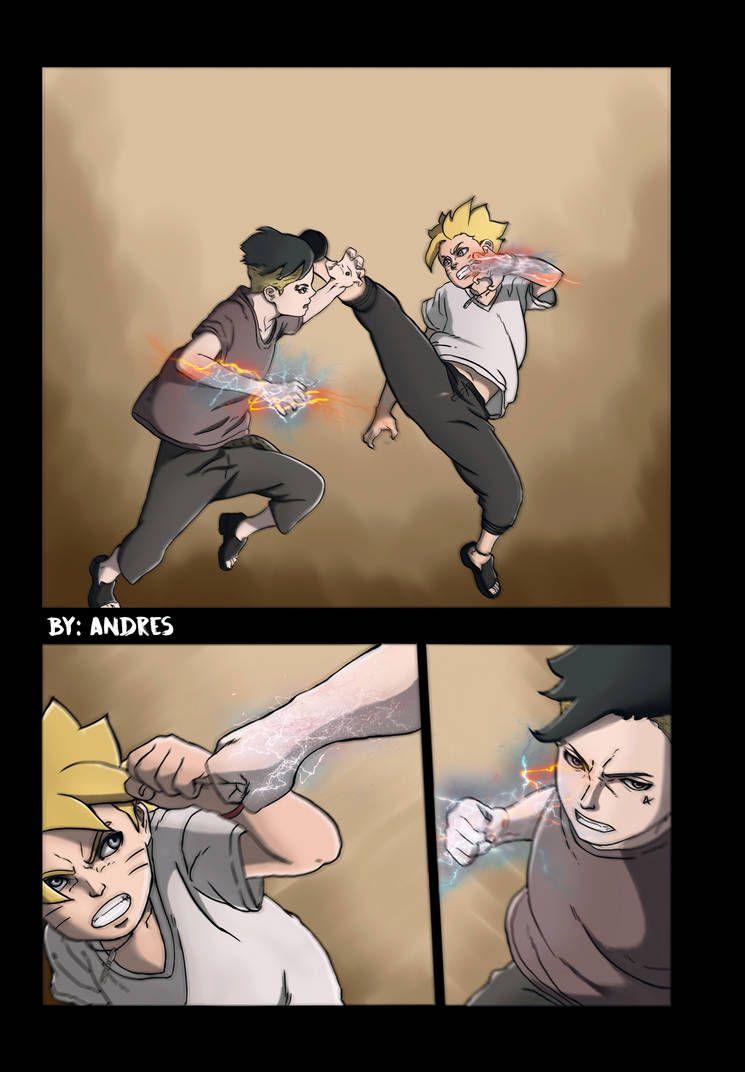 Naruto Vs Kawaki : naruto, kawaki, Boruto, Kawaki, (manga), Andres2498, Uzumaki, Boruto,, Baruto, Manga