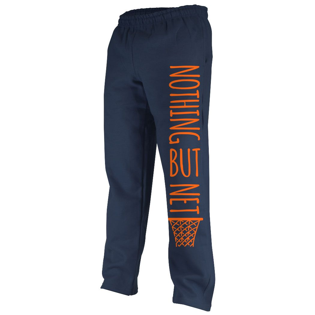 ChalkTalkSPORTS Basketball Lounge Pants Nothing But Net