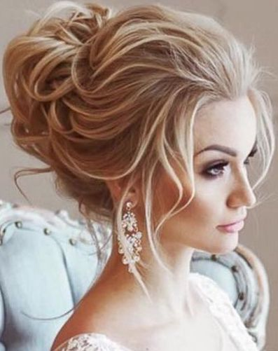 12 Most Elegant And Beautiful Wedding Hairstyles