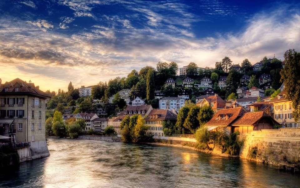 Bern , Switzerland ᴷᴬ